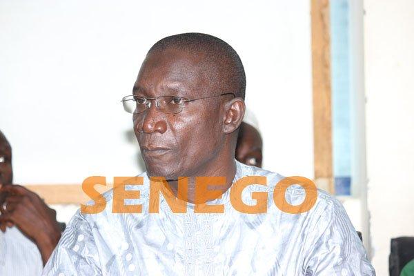 Déclaration de Mimi Touré, la manipulation, Me El Hadji Amadou Sall
