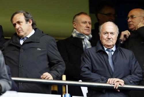 Porté par la France : Platini va-t-il ramasser la présidence de la FIFA