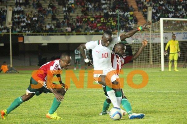 Sénégal bat Burundi (3-1) (1)
