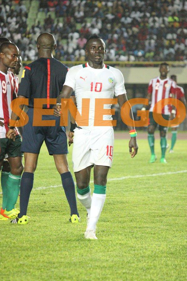 Sénégal bat Burundi (3-1) (2)