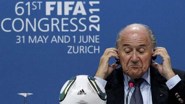 Sep Blatter