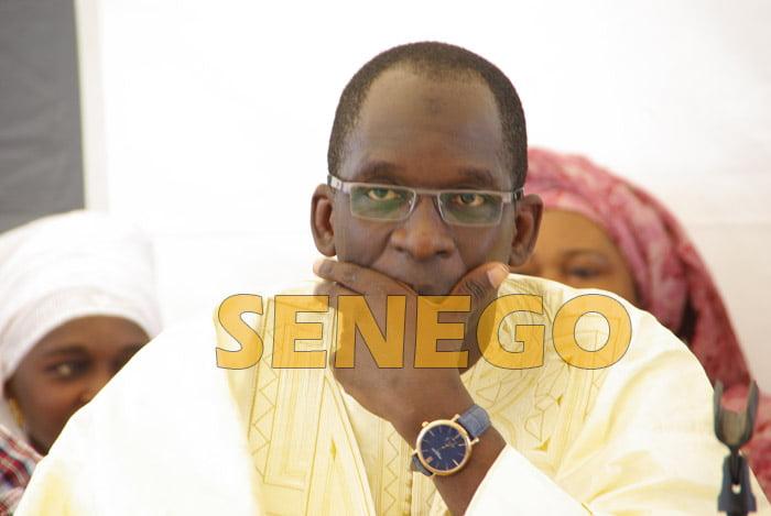 abdoulaye diouf sarr, Le ministre, triste et décontenancé, Tuerie en Casamance