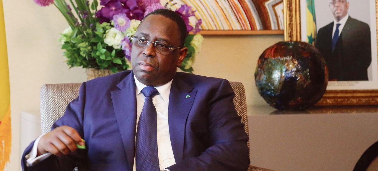 Interview intégrale de Macky Sall au quotidien français le Figaro