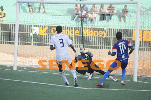 (4 photos) – Ligue 1: 25é journée, Mbour petite côte tient tête à Ngb (1-1)