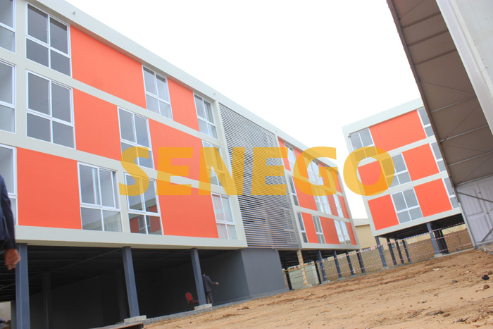 Universités du Sénégal – 16.000 lits dont 8800 à l'UCAD