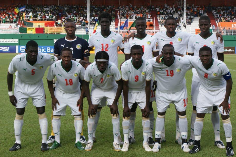 Les Lions U23 dans ''la poule de la mort'' des Jeux africains de Brazzaville