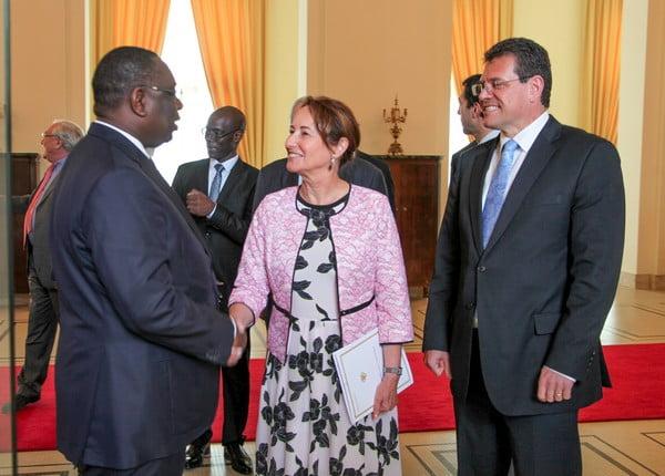 Conférence de Paris sur le Climat, Ségolène Royal sollicite l'implication active du Sénégal