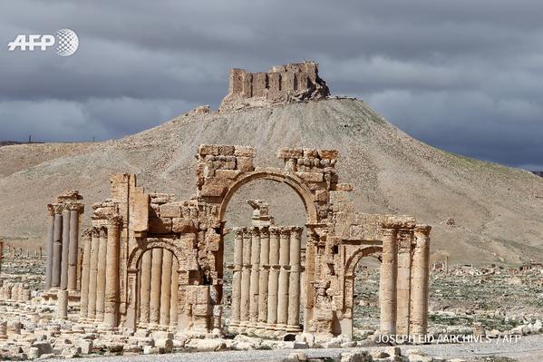 décapité, Directeur antiquités, Etat islamique, Palmyre