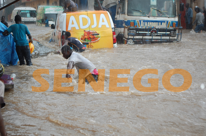 hivernage, hivernage Sénégal, Météo, météo dakar, pluies
