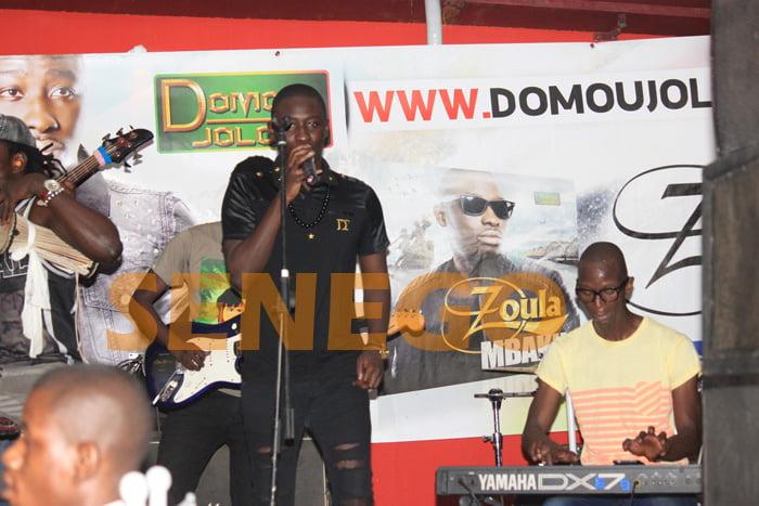 album mbakh, Balajo, Zoula