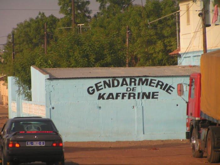 arrêté, Frère, gendarmerie, Wilane, Yamba