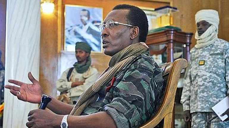 Américains, cheikh tidiane gadio, Idriss Déby, khalil kamara, madeleine alingué, Tchad