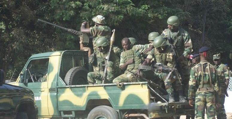 Un nouvel accrochage entre l'Armée et les rebelles du Mfdc fait 4 blessés