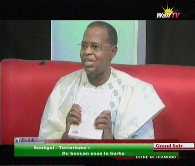 Dic, émission, Medias, politique, Radio, Sénégal, société, Télévision, Walfadjri