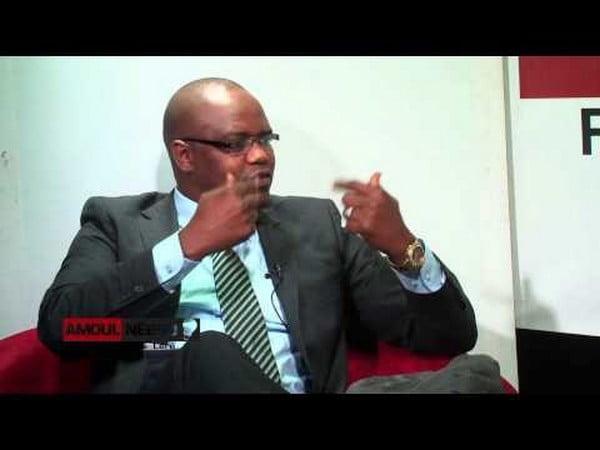 2stv, Aissatou Anthia Touré, Démission, Mamadou Diouf