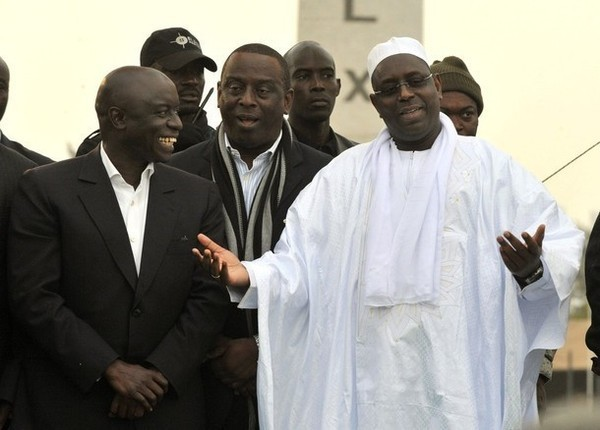 Senegalese opponents to President Abdoul