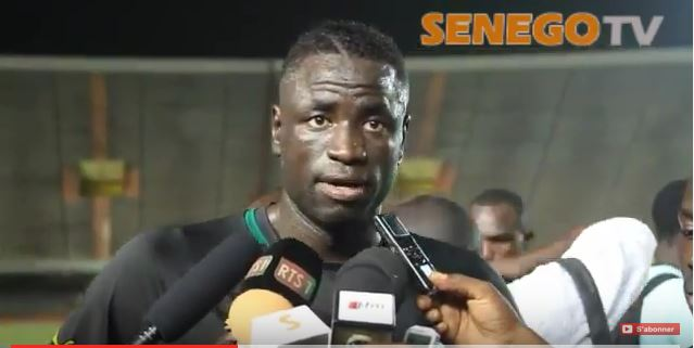 Cheikhou Kouyaté, élimination, moment, senti, souffle