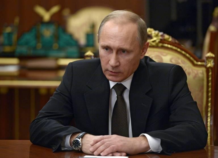 candidat, Election, Présidentielle, Vladimir Poutine