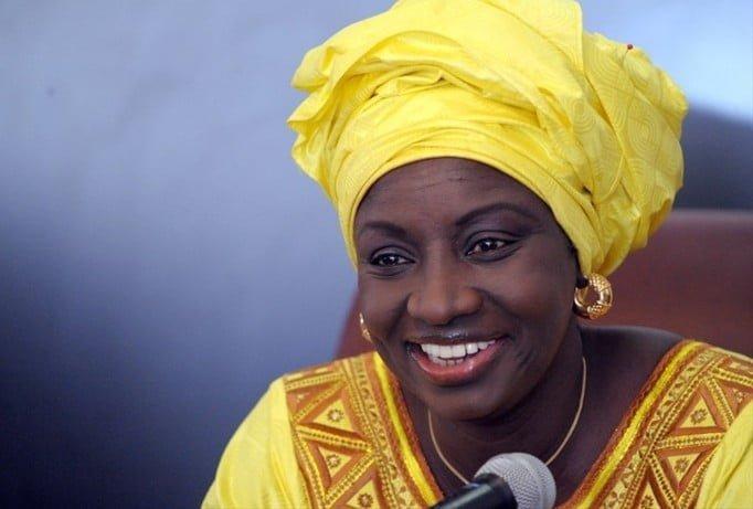 """acteurs pacifiques, Aminata """"Mimi"""" Touré, démocratie, Majeure, Nous avons au Sénégal, Présidentielle 2019, rassure"""