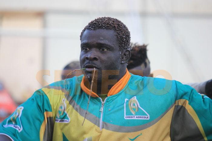 abandon, combat, Lac Rose, Moussa Ndoye