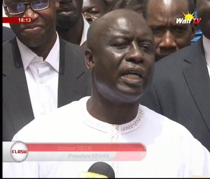 Invité à SenJotay, Idrissa Seck se défoule sur le Macky…
