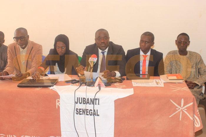 Jubanti Sénégal