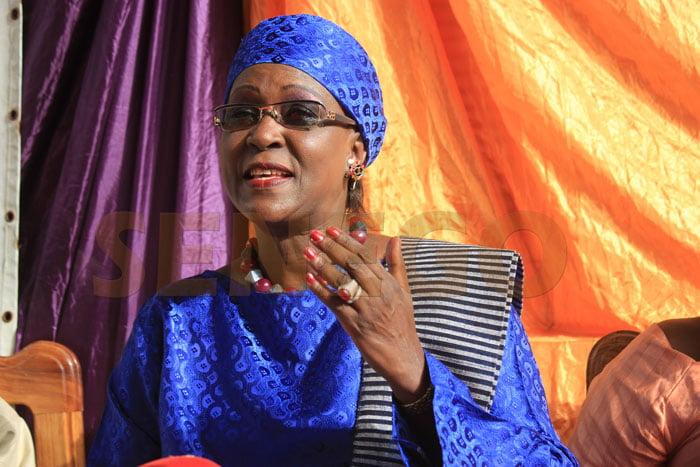 Amsatou Sow Sidibé, parrainage