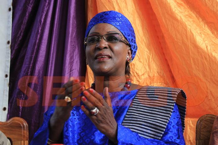 amasatou sow sidibé, Coalition