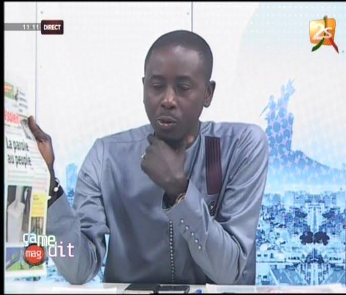 2stv, Démissions au GFM, média, Pape Alé Niang