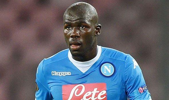 Equipe type, Kalidou Koulibal0y, mi-saison, Serie A