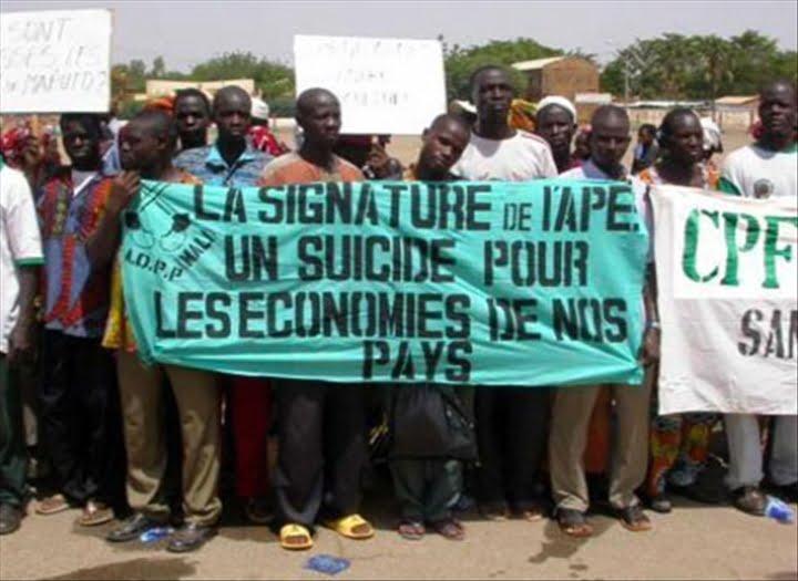Guy Marius Sagna dénonce les APE portés par «un cartel de chefs d'Etats»