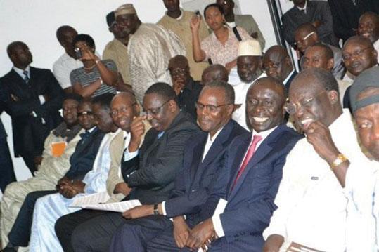 """Dialogue politique : Les politiciens toujours dans leur logique de """"paacoo""""…"""