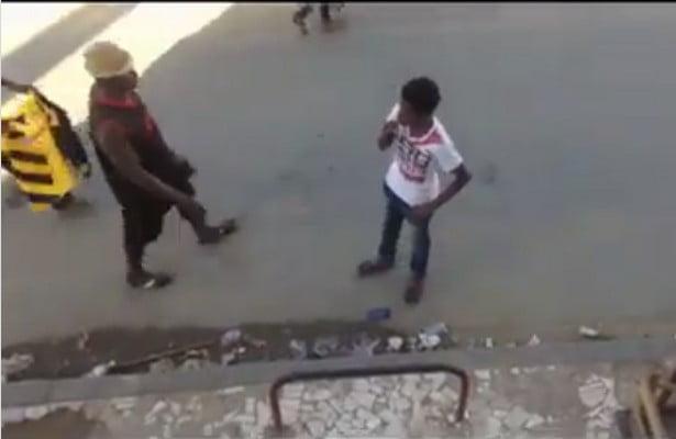 Caméra Cachée: regardez comment des voleurs dakarois se font piéger