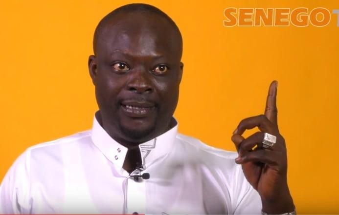 """Senego TV – Amdy Mignon déballe: """"Je vends des dédicaces, Pape Cheikh Diallo et Abba aussi…"""" Regardez"""