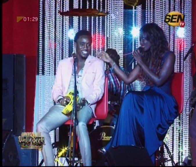 Vidéo. Alkimia: Coumba Gawlo chante l'héritier Ballago. Regardez