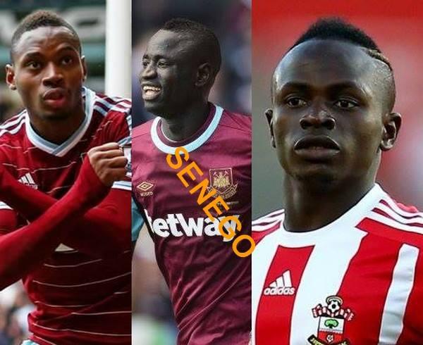 Foot – Europa League: Mané, Kouyaté et Sakho peuvent remercier Manchester United!!!