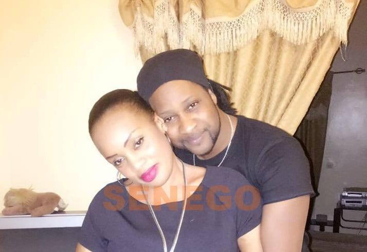 (Photo) L'ex comédienne Diéwo Sow affiche le grand amour avec son mari
