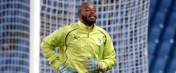 Dernière minute: Le gardien des Lions blessé à la cheville, forfait pour Burundi/Senegal