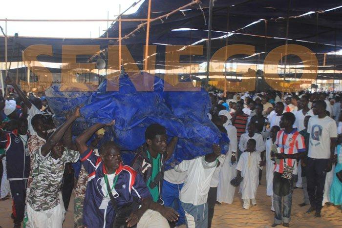 Apparitions des Saints à Yoff: Les zikrs et autres Allou akbar perturbent la cérémonie officielle…