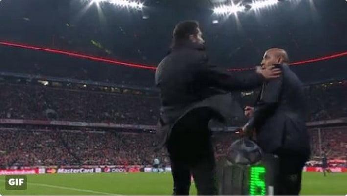 Diego Simeone assène un violent coup à un administratif…