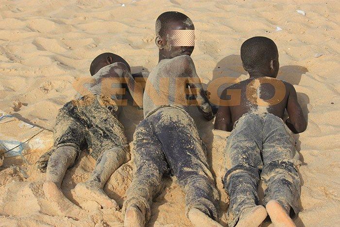 enfants à la plage (1)