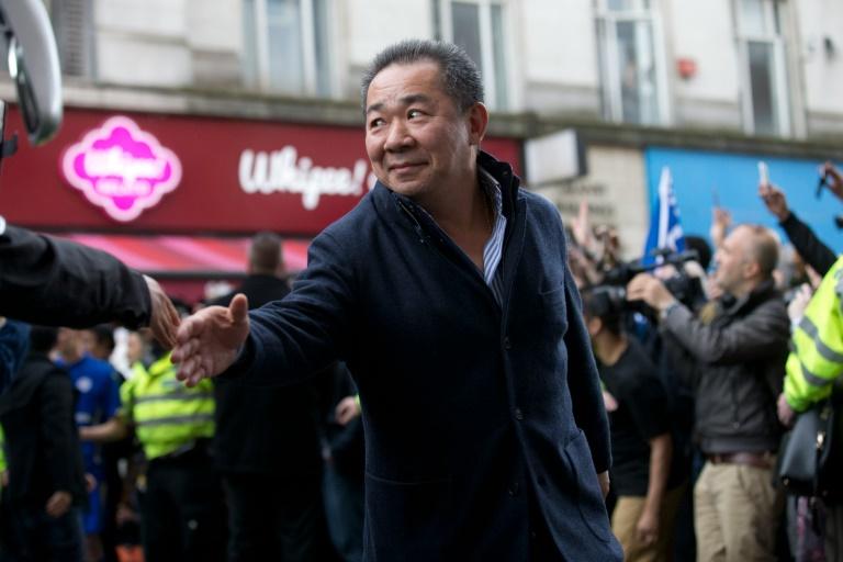 Angleterre: derrière Leicester City, l'influent roi des duty-free thaïlandais