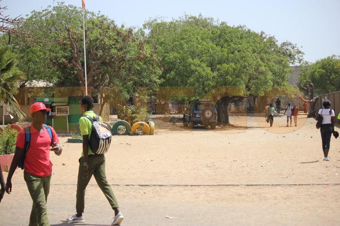élèves lycée Blaise Diagne (13)