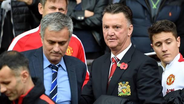 Man United: Van Gaal confirme son départ, Mourinho bientôt sur le banc