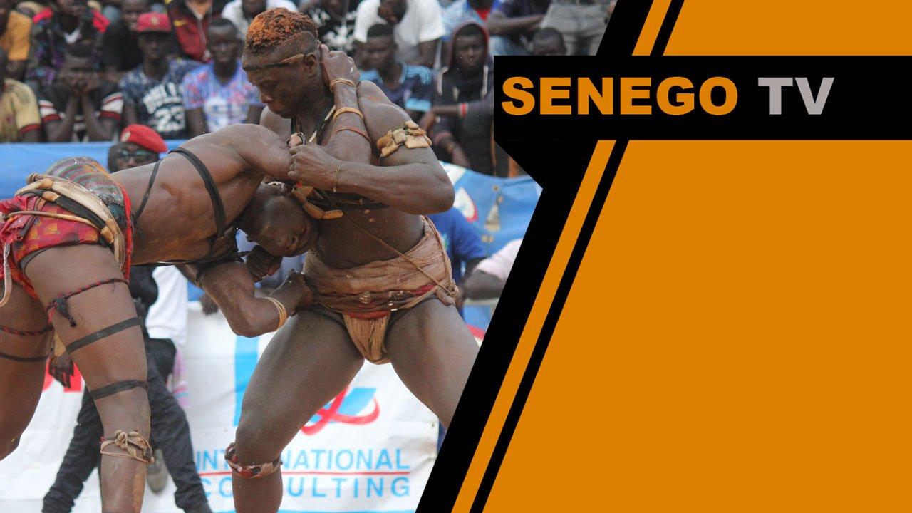 Senego TV: Revivez le combat Pape Boy Djine vs Clé Mansour