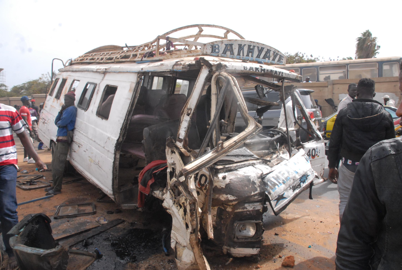 Grave accident sur la route de Porokhane: Bilan 14 morts et des blessés