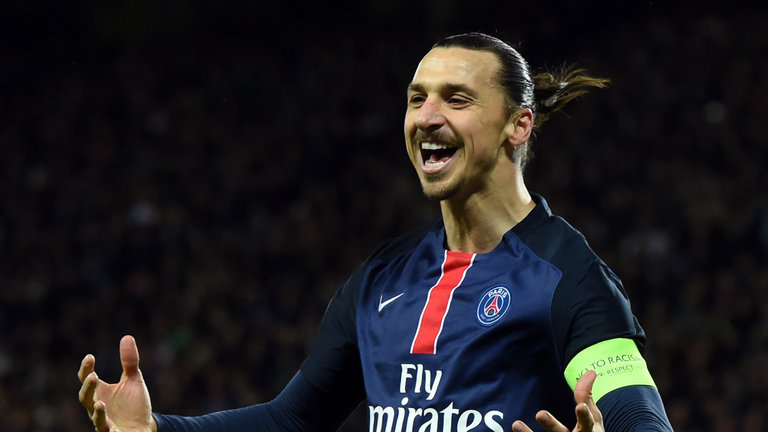 Ibrahimovic confirme son transfert � Manchester United