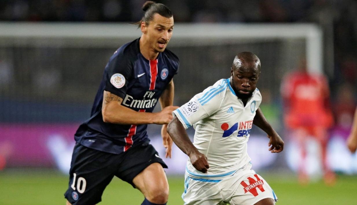 Finale de la coupe de france om psg dernier match pour zlatan ce soir - Match de coupe de france ...