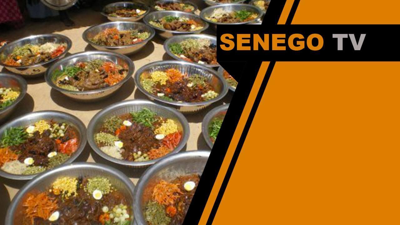 """Senego TV: Chronique de Bour Guéwél du jeudi 30 juin-""""Distribution de nourritures aux démunis…ramadan"""""""
