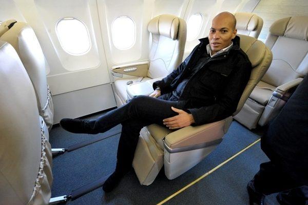A peine arrivé à Doha, Karim Wade aurait gagné un marché de 2,6 milliards d'euros